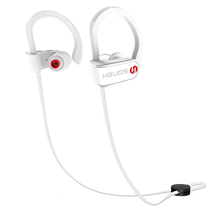 Auriculares Bluetooth HBUDS Bluetooth 4.1 Auriculares Deportivos Inalámbricos, IPX7 Impermeable Estéreo In-Ear Auriculares