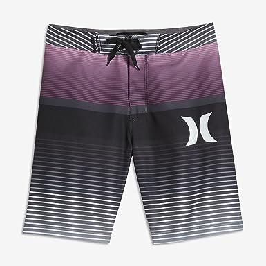 b1a8ea6208 Amazon.com: Hurley Line up Kids Boardshorts Black Boys 16: Clothing