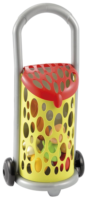 Ecoiffier 977 - Carrito Compra + Frutas (Smoby): Amazon.es: Juguetes y juegos