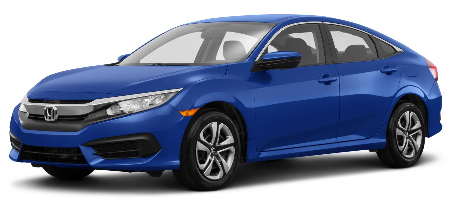 2016 Honda Civic EX 4-Door CVT ...