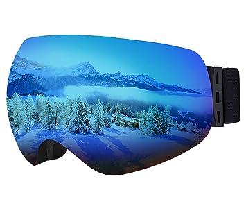 Amazon.com: Gafas de esquí y snowboard de OTG – Gafas de ...