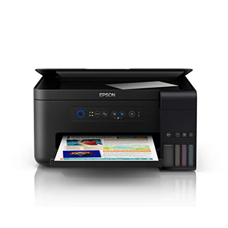 Amazon In Buy Epson L4150 All In One Wireless Ink Tank Colour