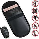 Amazon Price History for:Keyfob RFID Signal Blocking Bag Faraday Cage, Key Fob Guard Protector Device Shielding, Anti-hacking Assurance For Wireless Car Keys, KeyFOBs, Keyless Entry, Car Key Remotes, Credit Card Protection