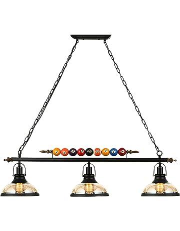 Amazon Com Billiard Pool Table Lights Tools Home