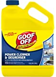 Goof Off FG684 Power Cleaner and Degreaser, 1-Gallon