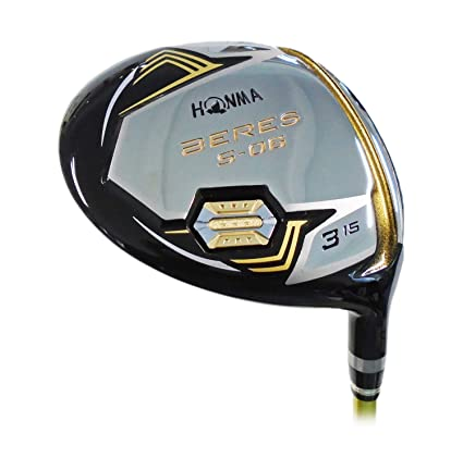 Amazon.com: Honma 3 Star Beres S-06 15 3 Armrq X 47 Regular ...