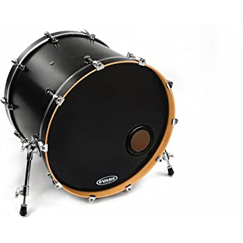 evans remad resonant bass drum head 18 inch musical instruments. Black Bedroom Furniture Sets. Home Design Ideas