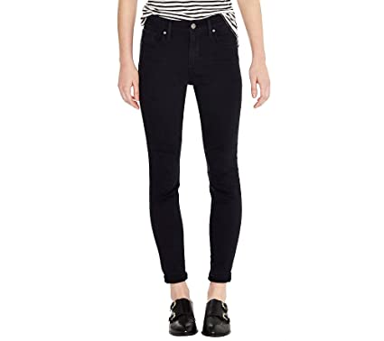 Levi's Soft Black 721 High Rise Skinny Jeans 25 at Amazon Women's ...