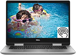 "Dell Inspiron 5485 Series 14"" FHD IPS LED-Backlit Touchscreen 2-in-1 Laptop - AMD Ryzen 7 3700U up to 4.0GHz - 8GB DDR4 - 512GB SSD - Radeon RX Vega 10 - Windows 10 Home (64-bit)"