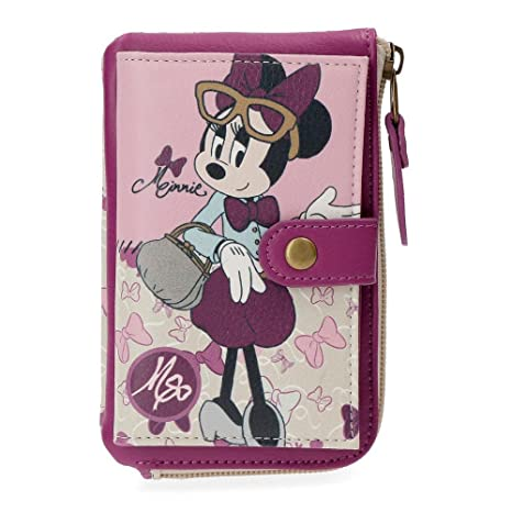 Disney 3298151 Minnie Glam Monedero, 0.19 litros, Color Rosa ...