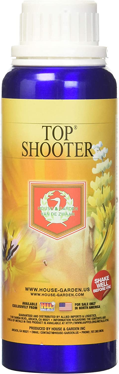 House & Garden HGTSH002 Top Shooter Fertilizer, 250 mL