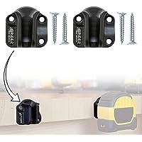 Spider Tool Dock Set - Houd uw gereedschap veilig vast en organiseer uw werkruimte!  Zwart Twee Pack