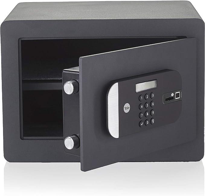 Yale YSM/250/EG1 - Caja Fuerte de Alta Seguridad con Cerradura electrónica 100.000 Combinaciones (Certificado SKG), YSFM/250/EG1: Amazon.es: Bricolaje y herramientas