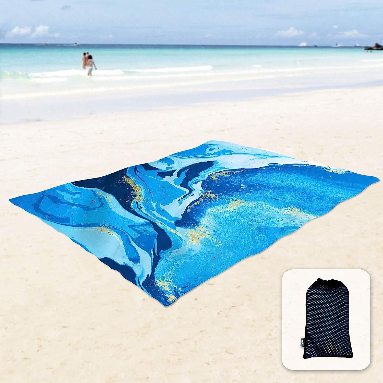 Details about  /3D Sea Boat Rain ZHU466 Summer Plush Fleece Blanket Picnic Beach Towel Dry Zoe