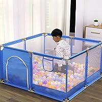 Gidenfly Parque infantil extragrande, centro de actividades para niños y exteriores, resistente patio de seguridad con…