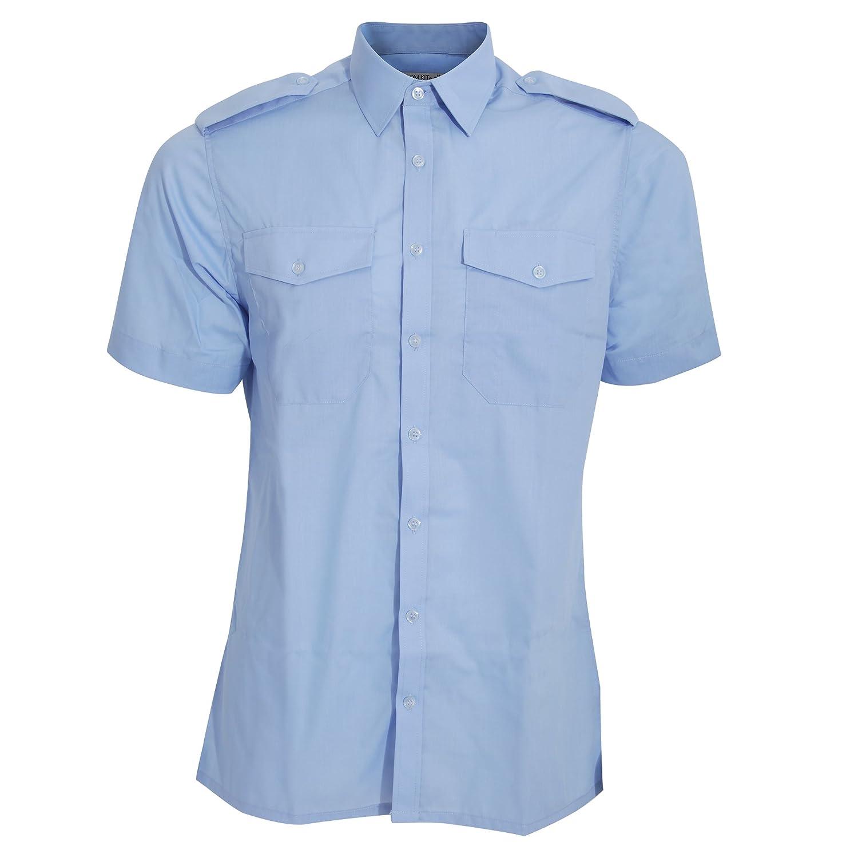 Van Heusen Pilot Shirts Tapered