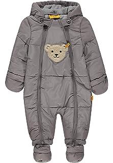 Jungen Schneeanzug Overall Pl/üsch Steiff Baby
