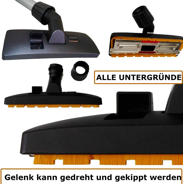 Kombidüse commutable 35 mm Convient pour Miele Silent /& Compact 6000