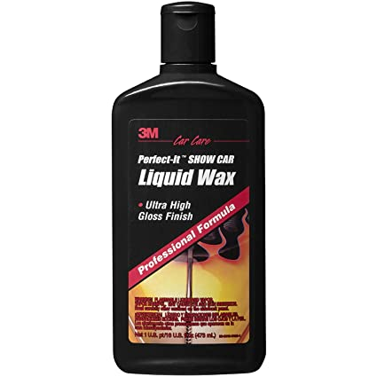 Amazoncom PerfectIt M Show Car Liquid Wax Fl Oz - Show car wax