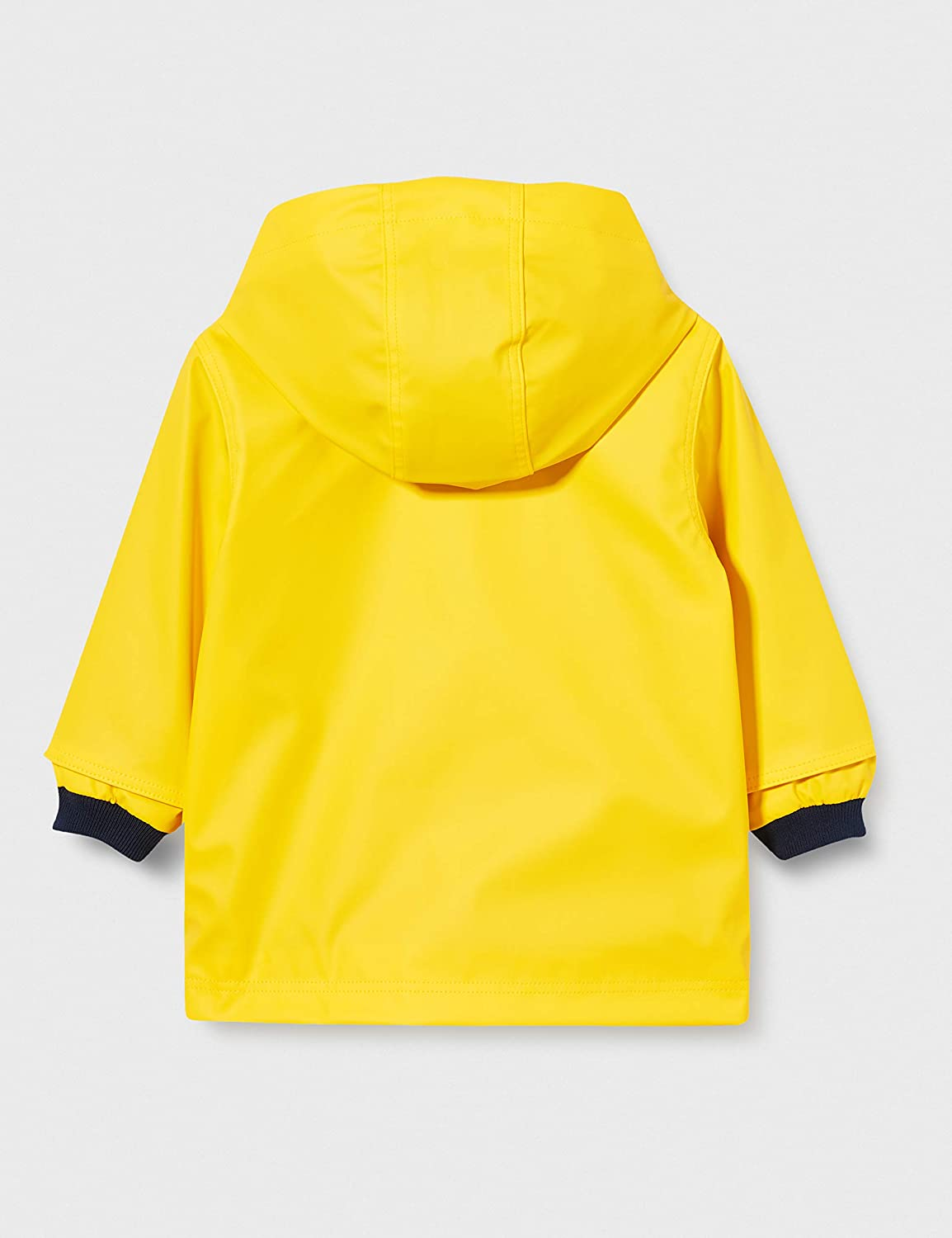Jaune F 3 Years Size: 36Months Yellow Petit Bateau Boys 5350401 Raincoat