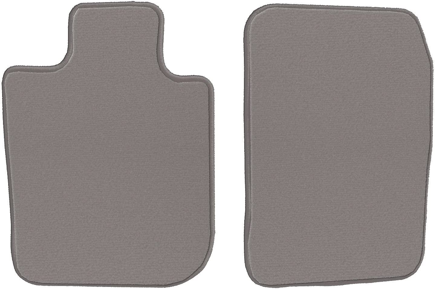 1996 1995 1998 Grey Loop Driver /& Passenger Floor Mats GGBAILEY Lincoln Mark VIII 1993 1994 1997