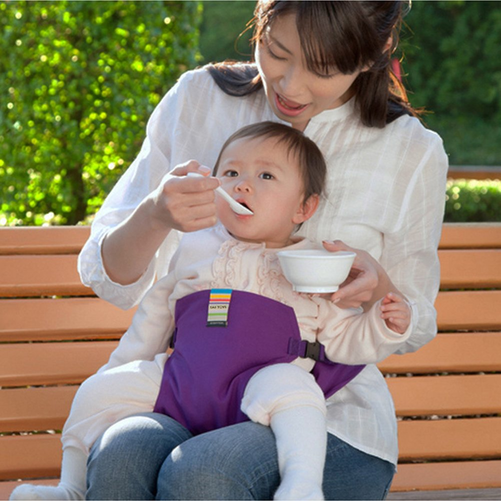 Beautop Baby Seat Portable Dining Chair Belt Safety Stretch Wiring Harness Wrap Feeding