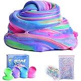 Fluffy Slime Supplies - AUNOOL 7 OZ Fluffy...