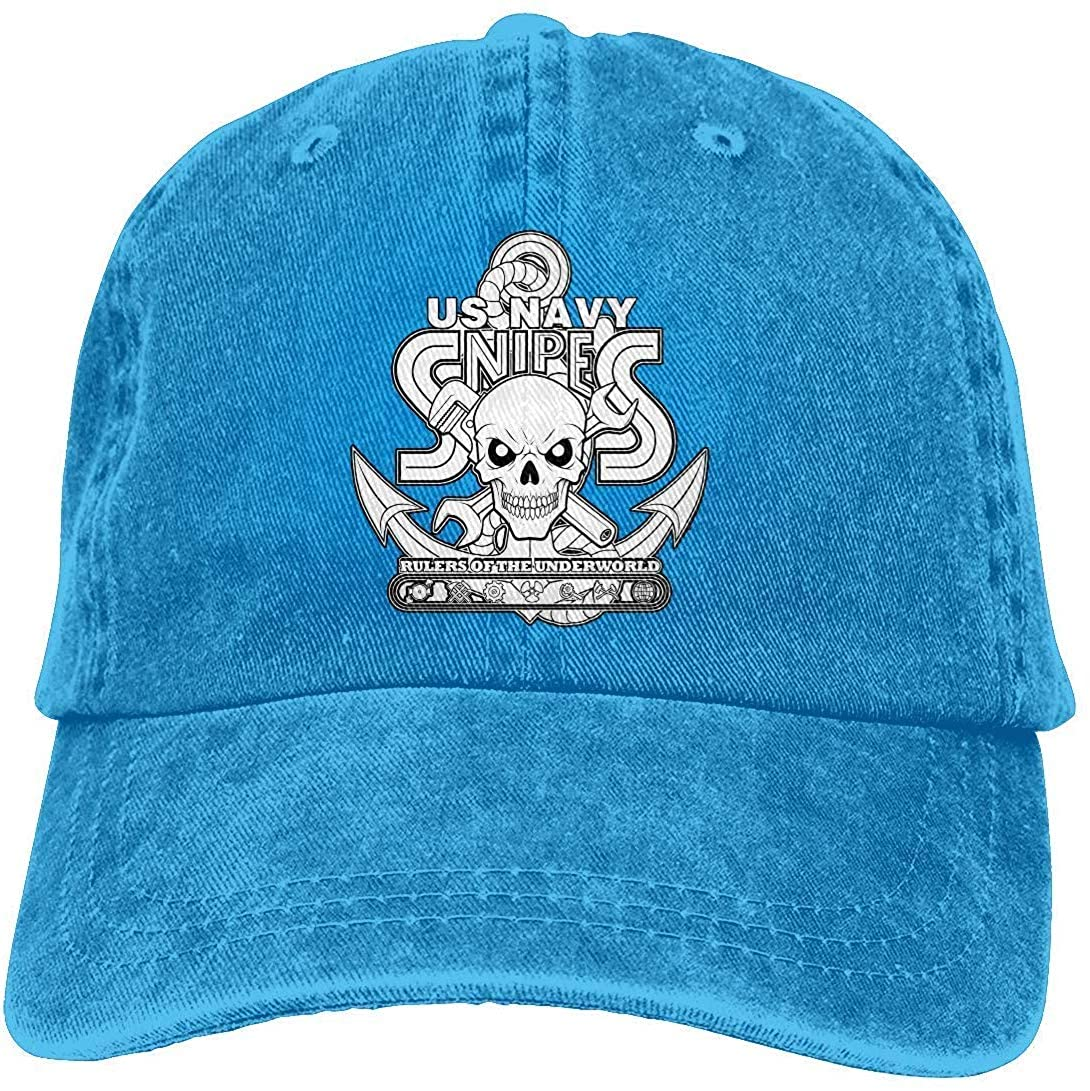 GHKFKMJ US Navy Snipes Vintage Baseball Cap Trucker Hat for Men ...