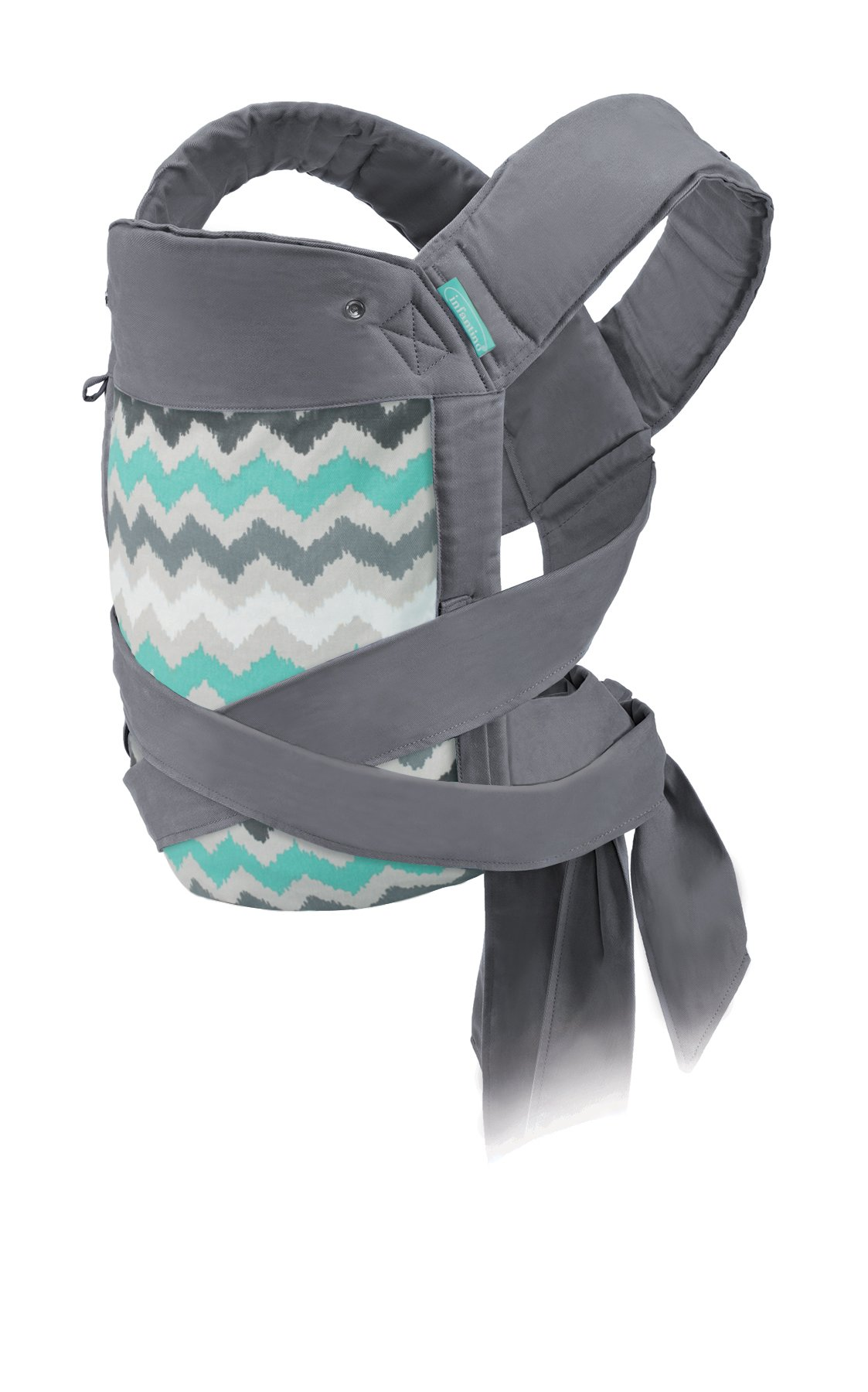 Amazon Infantino Together Pull On Knit Carrier Baby