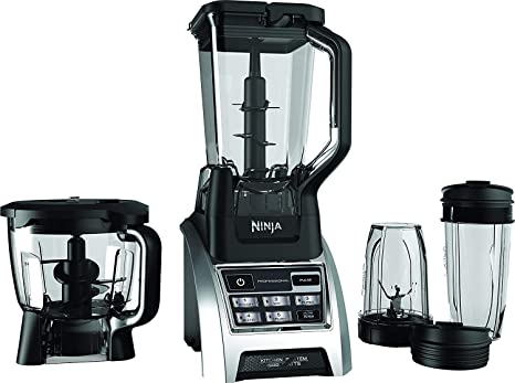 Amazon.com: Ninja Professional Kitchen System Blender BL685 ...