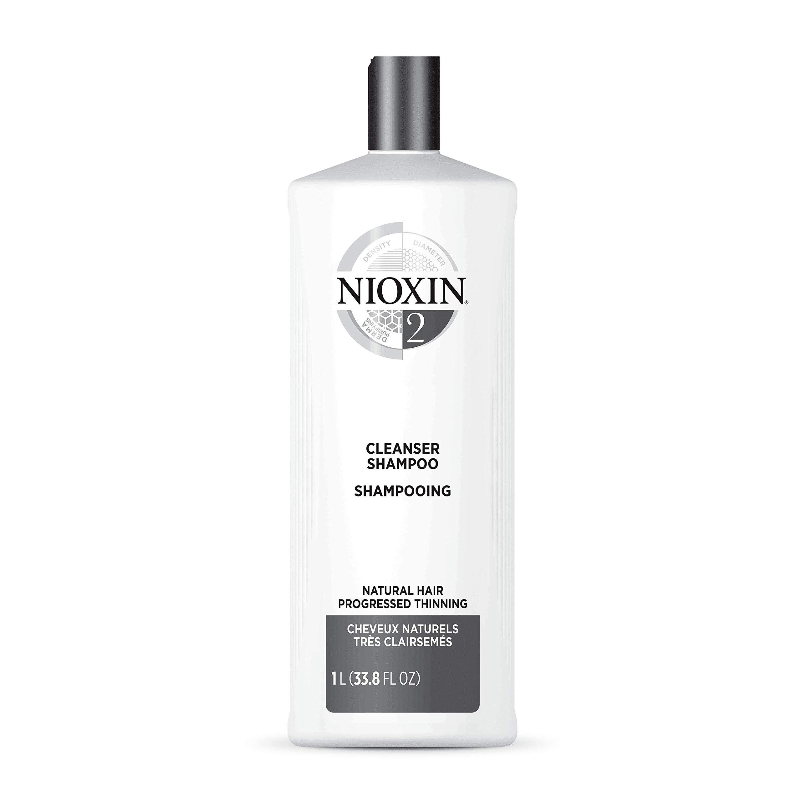 Amazon Com Nioxin Scalp Treatment For Fine Hair System 2