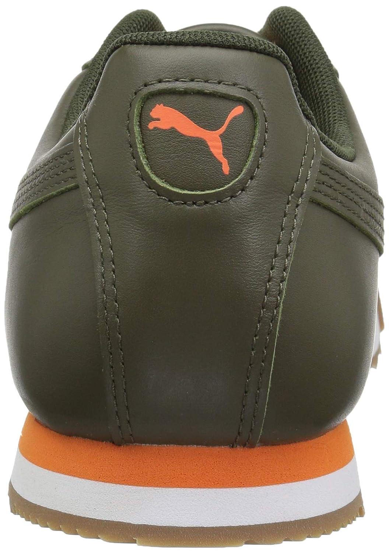 new arrivals 5ce56 d9172 Amazon.com   PUMA Men s Roma Classic Gum Sneaker   Fashion Sneakers