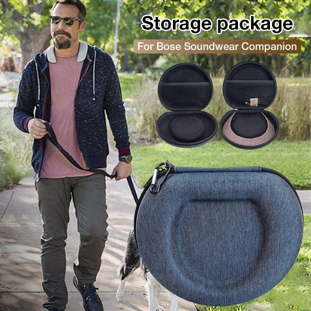Shock-Proof Anti-Fall Case Storage Bag for Bose SOUNDWEAR Companion