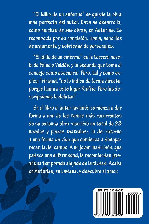 Amazon.com: El Idilio de un Enfermo (Spanish Edition ...