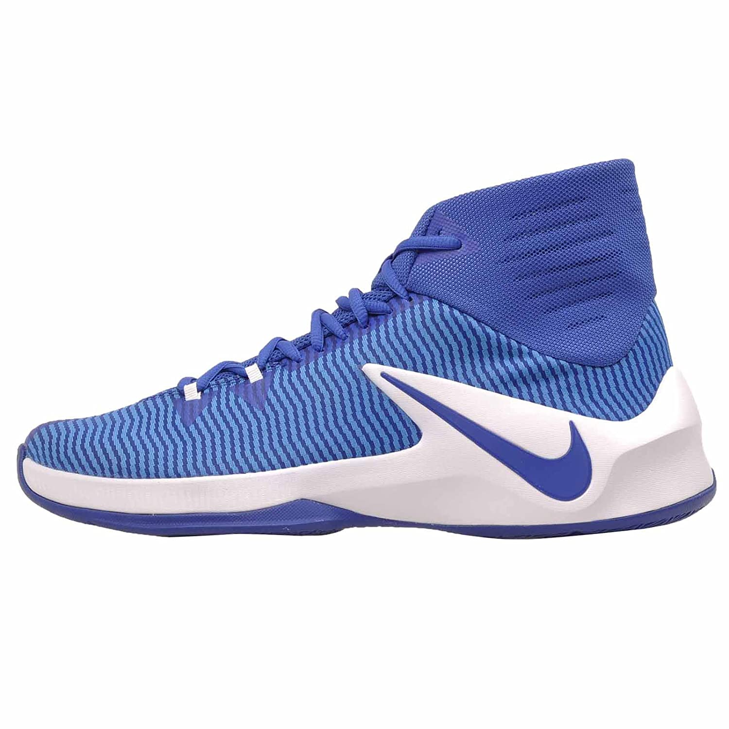 finest selection 3b87a 8bdaf Amazon.com   Nike Men s Zoom Clear Out TB Shoes 844372 444 Game Royal Size  14   Basketball