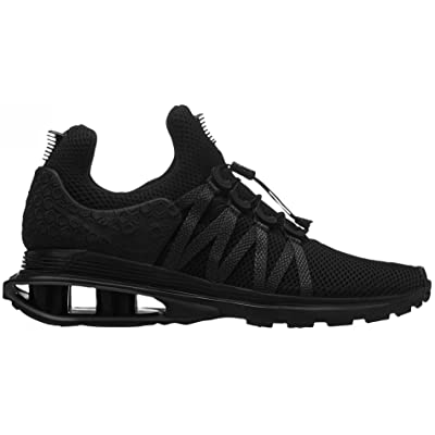 Nike Shox Gravity Men's Running Shoe (11.5 M US, Black/Black-Black) | Basketball
