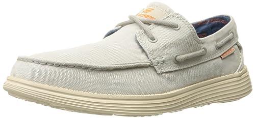 Skechers Men's Status-melec Boat Shoes