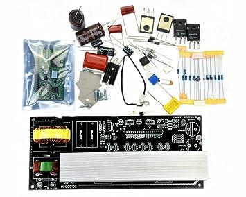aoshike 1000 W onda sinusoidal pura inversor de onda sinusoidal Junta Post amplificador junta DIY Kit ZWB inversor sinusoidal DIY Kit: Amazon.es: ...