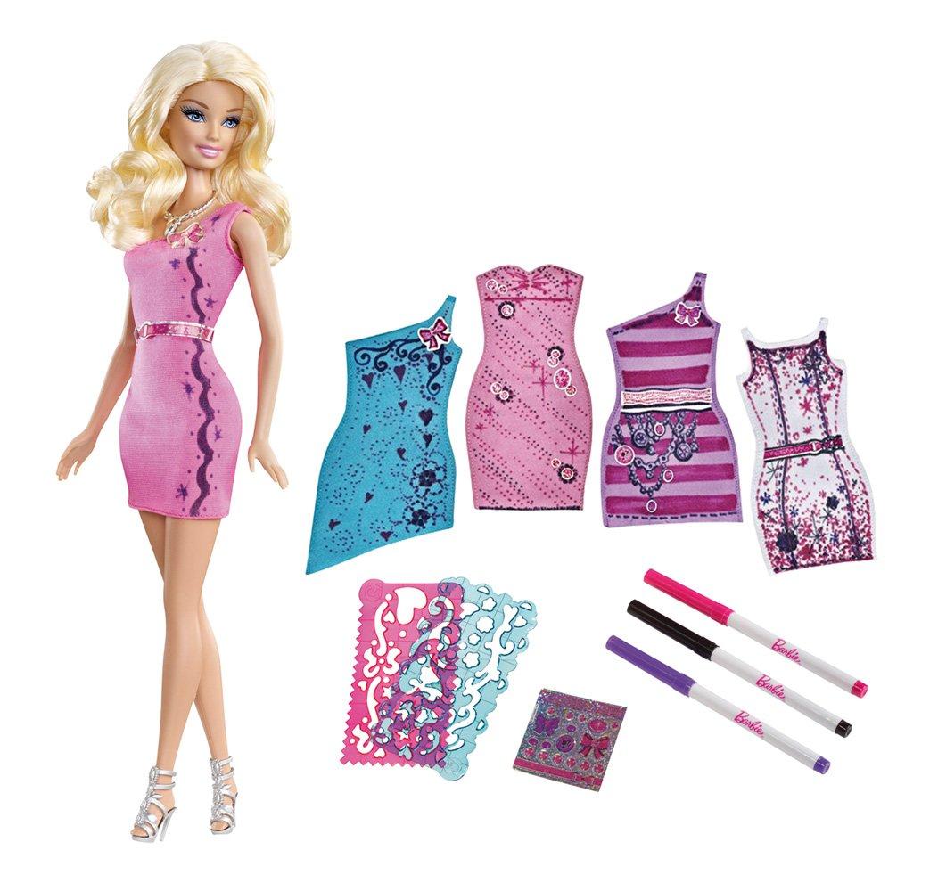barbie accessoires cr ation design de mattel. Black Bedroom Furniture Sets. Home Design Ideas