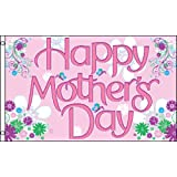 Happy Mother's Day 3x5 ft polyester Flag