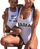 Mother Girl Swimwear Mommy and Me Matching One