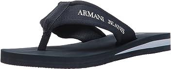 3e09d9914c229 Armani Jeans Men s Jeans Flip Flop Flat Sandal