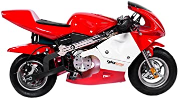 GIO F1 Electric 1000w 36v Electric Mini Pocket Bike (Red
