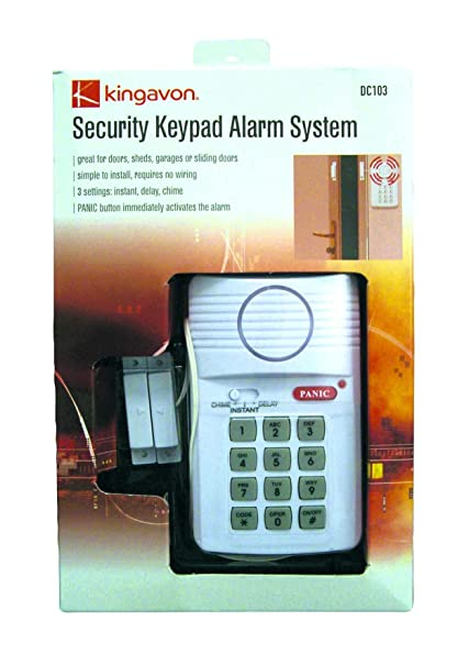 Kingavon BB-DC103 - Alarma para el hogar
