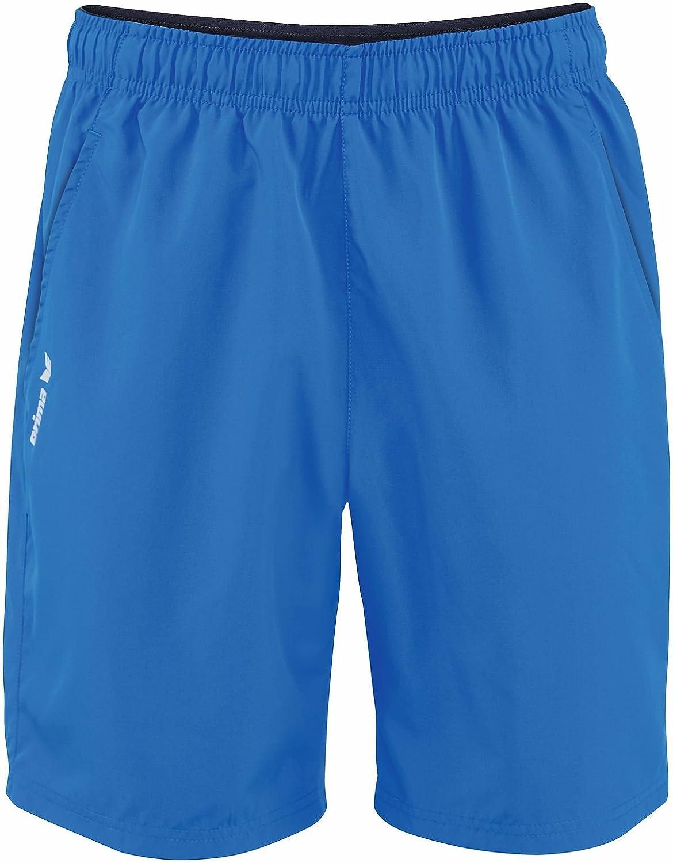 Erima Herren Green Concept Shorts Pantaloni Corti da Uomo