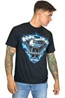 Harley-Davidson Mens Milwaukee 8 Flames Black Short Sleeve T-Shirt