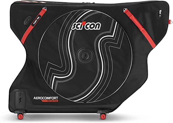 Sci Con AEROCOMFORT 3.0 TSA Bike Travel Bag