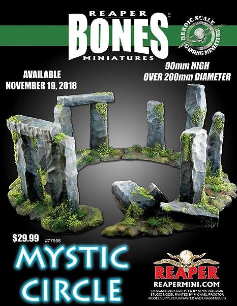 2808852a5a6c2 Amazon.com  Dark Heaven  Bones Mystic Circle (77556)  Toys   Games