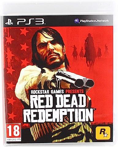 Rockstar Games Red Dead Redemption, PS3 - Juego (PS3, PlayStation ...