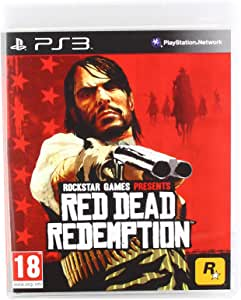 Rockstar Games Red Dead Redemption, PS3 - Juego (PS3, PlayStation ...